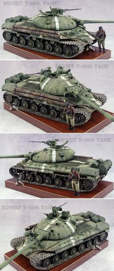 Soviet T-10m heavy tank Army Vehicles, Armored Vehicles, Plastic Model Kits, Plastic Models, T 62, Model Tanks, Military Modelling, Ww2 Tanks, Military Diorama