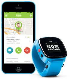 FiLIP - wearable phone and locator for kids