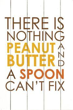 Peanut Butter Wall Decor