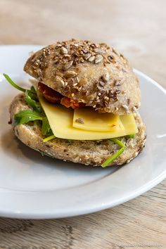 This is a sandwich in Edinburgh. This travel itinerary for 4 days in Edinburgh, Scotland has the best Edinburgh itinerary for your trip to Scotland. It has everything from Edinburgh Castle to Edinburgh University and more. If you're looking for the best things to do in Edinburgh, this great Edinburgh itinerary has it all.