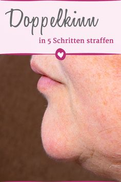 Damit sagen Sie Ihrem Doppelkinn den Kampf an A double chin can be tightened with these exercises. Fitness Workouts, Yoga Fitness, Mary Kay Ash, Image Skincare, Cellulite, How To Clean Humidifier, Double Menton, Runny Nose, Double Chin