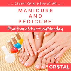 Who else is missing their pamper sessions at the #nailsalon 💅during the #quarantine? Now that we have the time, why not take the opportunity to master the art of giving yourself a #manicure and #pedicure at home🏠? It's a wonderful treat for your #selfcare routine and your wallet! ☺️ It's a wonderful treat for your self-care routine and your wallet! (ADDED BONUS: YOU'LL COME OUT OF THE #LOCKDOWN A PRO WITH FAB #NAILS) Take The Opportunity, Self Care Routine, Manicure And Pedicure, Giving, Wallet, Learning, Nails, Easy, How To Make