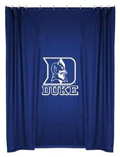 Duke University Collection of Gifts - Duke® Shower Curtain Duke University 504a02454b4d