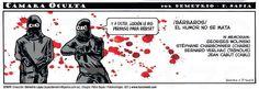 Más viñetas nacionales :: FIN DE SEMANA :: DsD - Demetrio López y Pablo Sapia - Argentina §