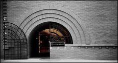FRANK LLOYD WRIGHT • 1948 = Xanadu Gallery in San Francisco