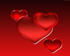 red hearts - Bing Images