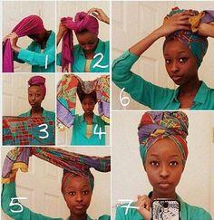 Nice head wrap