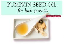 HOW TO USE PUMPKIN OIL FOR HAIR GROWTH
