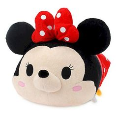 Disney Minnie Mouse ''Tsum Tsum'' Plush - Large - 17'' from Disney Tsum Tsum Store