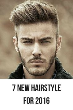 New #Hairstyle For 2016. #MensFashion