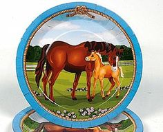 mare and foal birthday | Party Supplies Kids Craft Supplies Adult Craft Supplies Crafts for Men ...