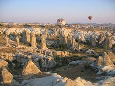 Kapadokya size açık hava müzesini andıracak.