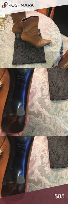 Gucci boots size 7 1/2 Gucci boots size 7 1/2 gucci Shoes Ankle Boots & Booties