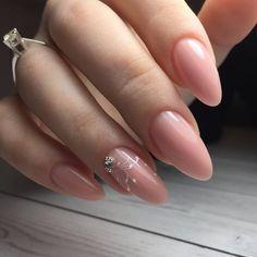 Nail designs to fall in love classy nail designs, nail patterns, pattern na Nude Nails, Pink Nails, My Nails, Beach Nail Designs, Classy Nail Designs, Almond Acrylic Nails, Latest Nail Art, Nail Patterns, Diamond Nails