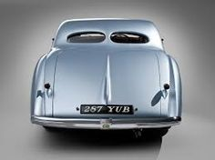 1938 Talbot-Lago T23 Teardrop Coupe by Figoni et Falaschi