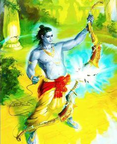 Krishna Leela, Krishna Art, Lord Krishna, Sweet Lord, Epic Art, Hinduism, Gods Love, Mythology, Indian