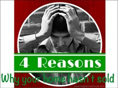 Why didn't your home sell? 4 top reasons exposed here