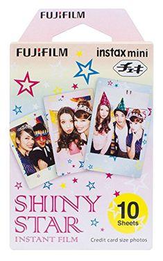 Fuji Instax Shiny Star Instant Mini Film - 10 Prints Fuji...