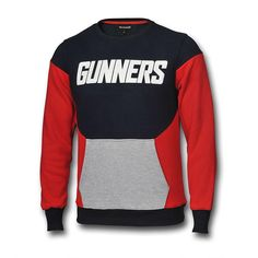 Arsenal Gunners Sweatshirt at Arsenal Direct