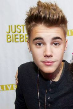 Happyjustin i loved his hair heere check out melody biebers board justin bieber 2014 meet and greet m4hsunfo