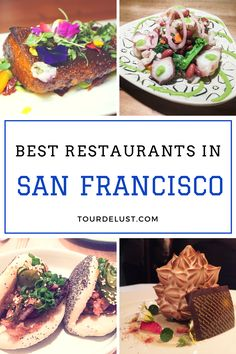 Best restaurants in San Francisco