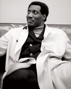 Otis Redding (1941-1967) was an American soul singer-songwriter, record producer, arranger, and talent scout. He is considered one of the major figures in soul music and rhythm and blues (R), and one of the greatest singers in popular music.