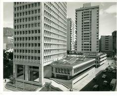 Condominio Bavaria San Martín / Paul Beer / 1966 / Colección Museo de Bogotá: MdB 24764 / Todos los derechos reservados