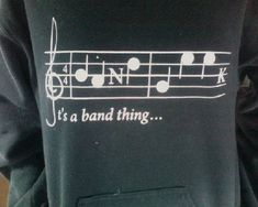 Funny pictures about It's a band thing. Oh, and cool pics about It's a band thing. Also, It's a band thing. Band Nerd, Band Mom, Love Band, Music Jokes, Music Humor, Band Problems, Flute Problems, I Love Music, Marching Band Memes