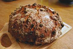 date & carrot bread
