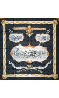 Carré HERMES, Louveterie royale