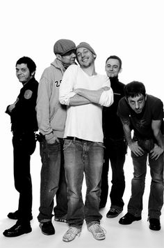 The Beatsteaks- introduced to me through A, awesome German punk band. Their music was a constant companion driving to and from work. Kept me going.