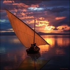 Sailing for two...
