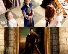Snow White, David, Henry, Emma Swan and Neal - 6*10 ~ Wish You Were Here