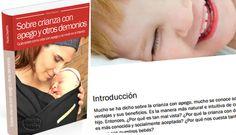"""E-Book """"Sobre crianza con apego y otros demonios"""": reseña y sorteo"""
