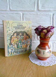 Vintage books 9.99$  #Russiangift #giftfordaughter #vintageillustration #Rarebook #bookinRussian #Fairytalegift #gifttobrother #Library #Vintagebookspages #Rusticbooks #Readinggift #librarian #Librarygift https://www.etsy.com/listing/563486346/