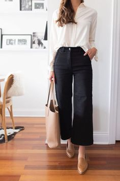Casual Work Outfits, Winter Outfits For Work, Work Attire, Work Casual, Casual Office Outfits Women, Smart Casual Women Summer, Spring Outfits, Smart Casual Skirt Outfit, Autumn Casual Outfits