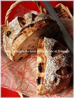 セーグル・ノア・レザン・フロマージュ by itarunrun [クックパッド] 簡単おいしいみんなのレシピが216万品
