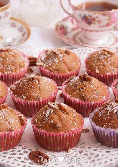 Speels & Smakelijk: banaanmuffins - Keuken♥Liefde