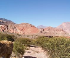 Northern Argentina, Salta- Colours