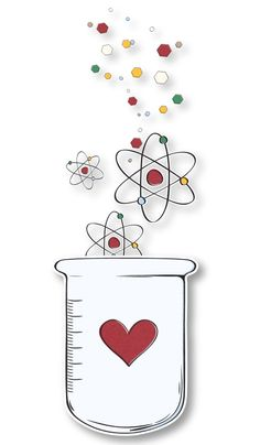 Once upon a time, in a place close to hearts. Two friends combined their love of STEM and language arts. With a little bit of science, and a lotta bit of magic. The result is a story. Chemistry Art, Chemistry Drawing, Valentine Day Gifts, Valentines, Rainbow Card, Science Party, Chemical Engineering, Stem Challenges, Science Classroom