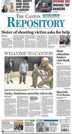 What is the Canton Repository?