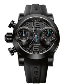 2SWBB.U36L « BOOSTER BLACK « Swordfish « Collection - Graham London  www.ChronoSales.com for all your luxury watch needs, sign up for our free newsletter, the new way to buy and sell luxury watches on the internet. #ChronoSales