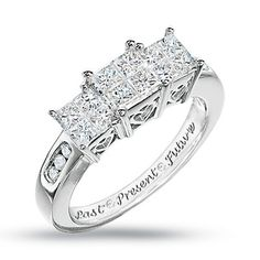 40 Best Quads♡ Images Engagement Rings Rings Diamond