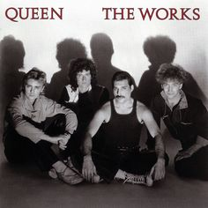 Queen-The works. Got this and a cassette recorder for Christmas one year. Was as proud as punch :D