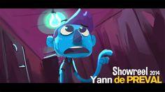 Showreel 2014 Yann de Preval on Vimeo
