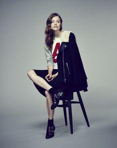 Red Magazine October Issue   Styling: Alexandra Stedman