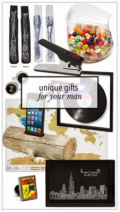 A house full of sunshine: Unique gift ideas for your man