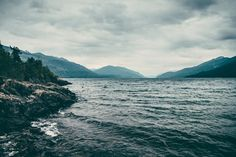 """justinmullet: """"Canada has plenty of views to offer. Here is one of Kootenay Lake, in British Columbia. Life Is Beautiful, Beautiful Places, Wild Book, Lights Artist, The Mountains Are Calling, Heaven On Earth, Mother Earth, Mother Nature, The Great Outdoors"""