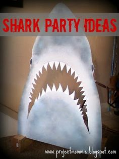 Planning a Shark Party