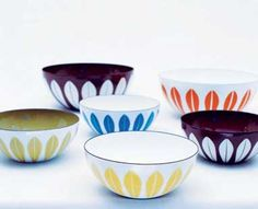 Grete Prytz Kittelsen My mother has some of these pieces from her mother. Lotus Design, Happy Things, Wood Design, Scandinavian Design, Decorative Items, Norway, Dinnerware, Mid-century Modern, Japan